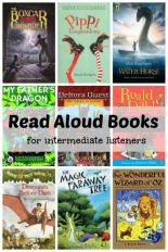 Read Aloud Books
