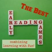 Early Reading Games