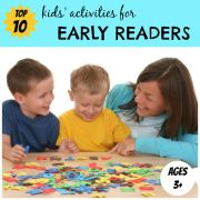 Kids Activities for Early Readers