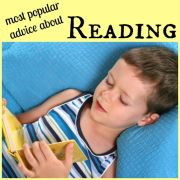 Advice about Reading for Kids