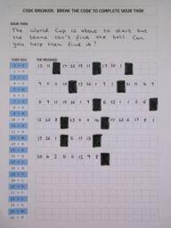 Code Breaker Game1