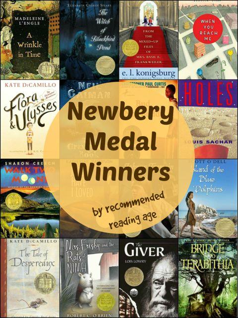 Newbury Medal Winners