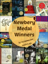 Newbury Medal Winners