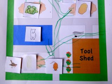 Making Maps of Mr McGregor's Garden