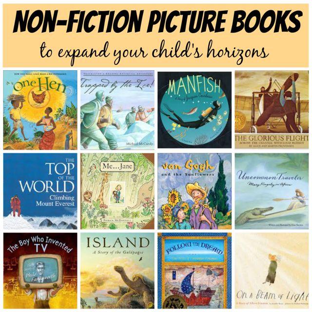 Non-Fiction Picture Books