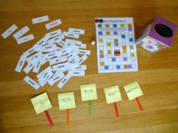Spelling Word Lists Game1
