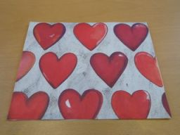 valentines poem activity step 2