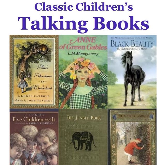 Classic Children's Talking Books