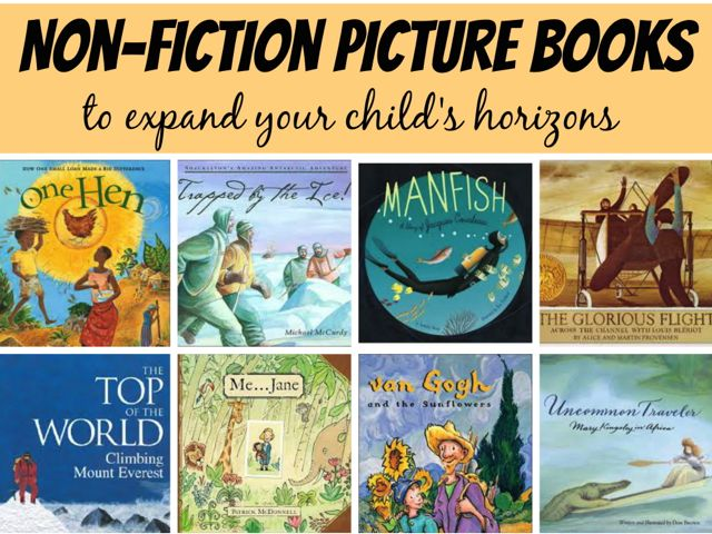 Non-Fiction Picture Books