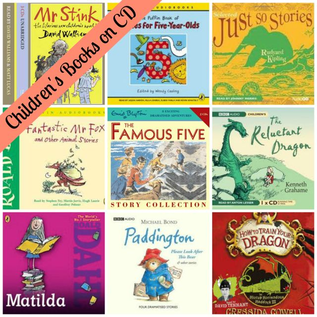 Children's Books on CD