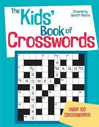 The Kids Book of Crosswords