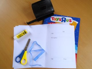make a toy book