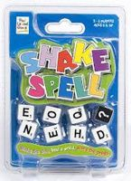 ShakeSpell Dice
