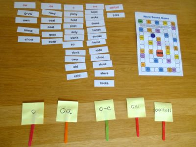 Spelling Word Game