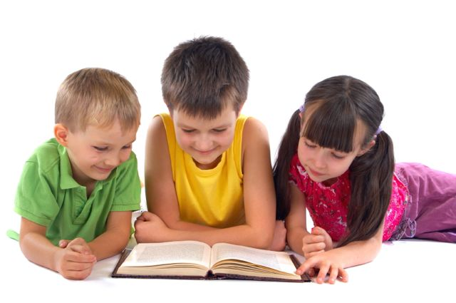 Children's Books and Reading - Helping Your Child Become A ...