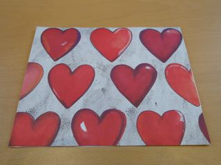valentines poem activity step 2