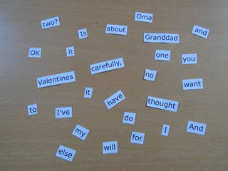 valentines poem activity step 3