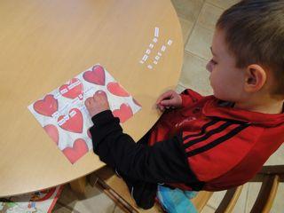 valentines poem activity step 4