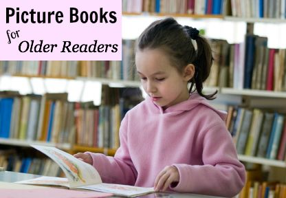 picture books for older readers